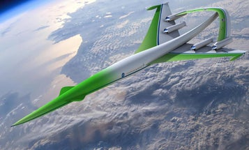 New Generation of Supersonic Jets Aims to Get Rid of the Boom
