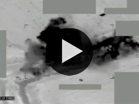 Video: An Annotated Predator Drone Strike in Afghanistan