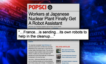 Stephen Colbert Shouts Out to PopSci, Is Scornful of French Robots