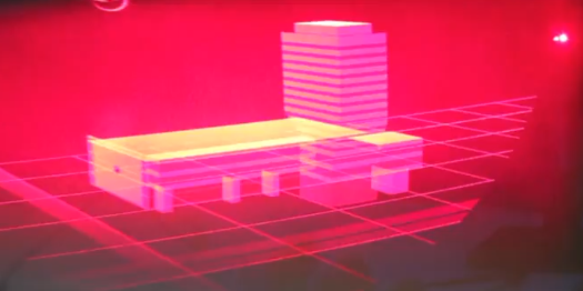 Video: Spring-Loaded MEMS-Driven Pixels Could Enable 3-D Holographic Video Displays