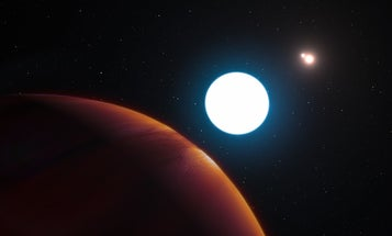 This Could Be The Strangest Exoplanet Found Yet
