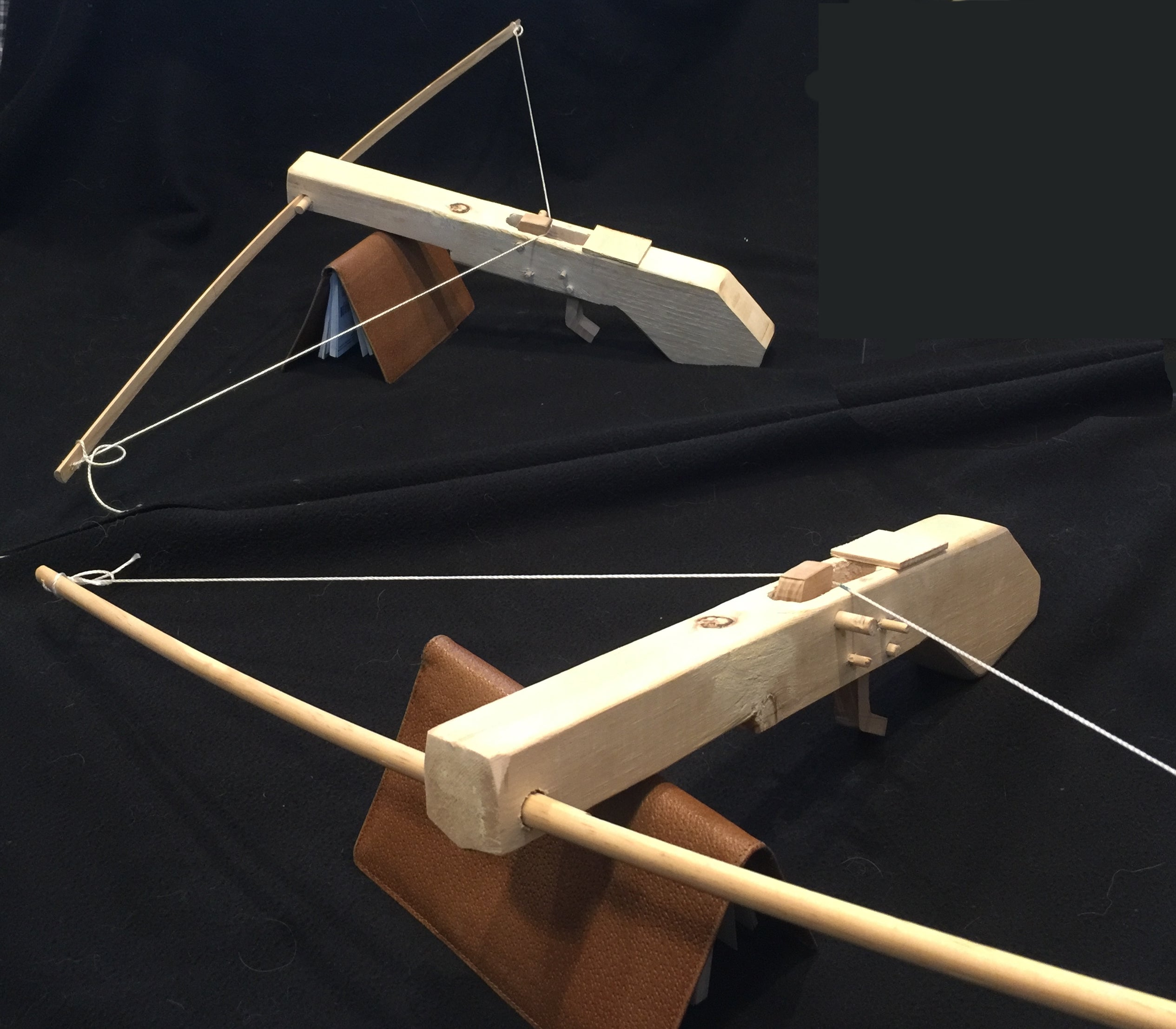How to build a medieval crossbow
