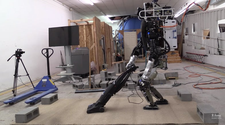 Watch The ATLAS Robot Do Simple Chores Slowly