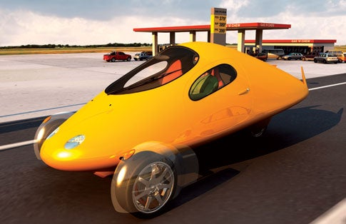 The Race to 100 MPG
