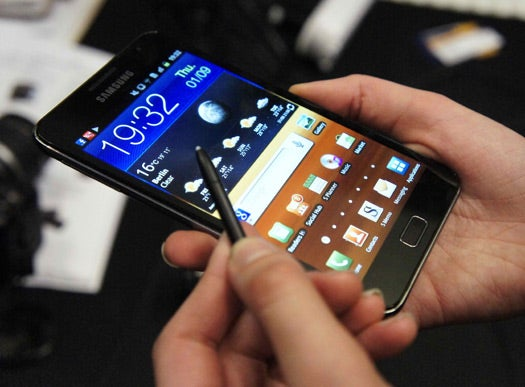 The Best of IFA 2011: Giant Smartphones, New Takes on 3-D, and More