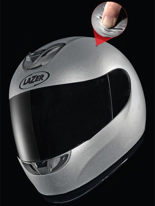 A New Helmet Keeps Your Head On Straight