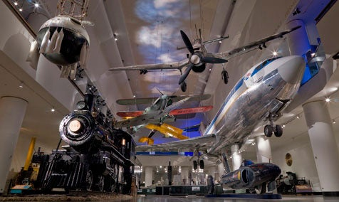 Want To Live in Chicago's Museum of Science and Industry For a Month?
