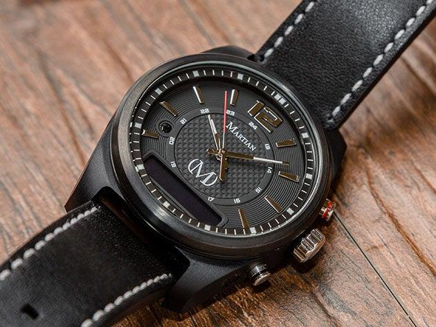 Martian mVoice Smart Watches with Amazon Alexa