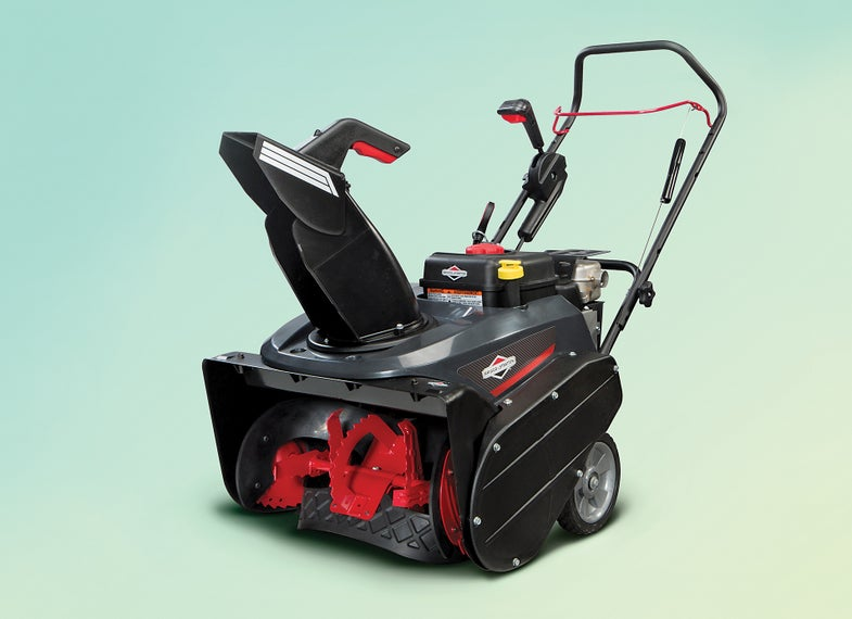 This Lightweight Snowblower Breaks Ice, Not Your Back
