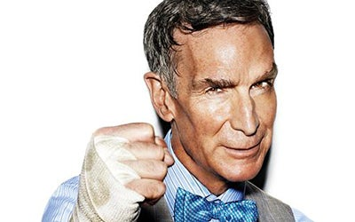 Why Bill Nye is set to march on Washington
