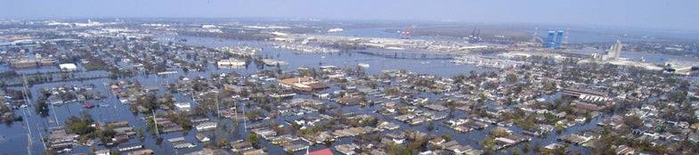 Hurricane Katrina linked to a rise in heart attacks years later