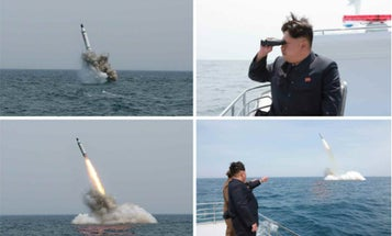 Did North Korea Really Launch A Missile From A Sub?