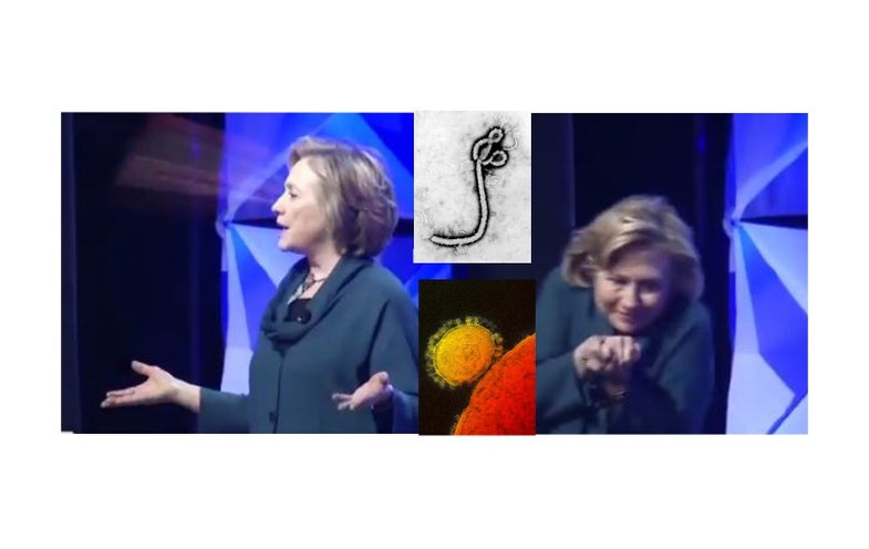 HiIlary Clinton's Shoe Incident Mimics our Problems with Ebola and MERS