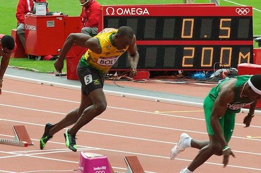 FYI: What Is The Limit To How Fast A Human Can Run?