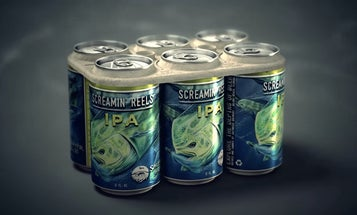 Edible Six-Pack Rings Could Make The Ocean Safe Again