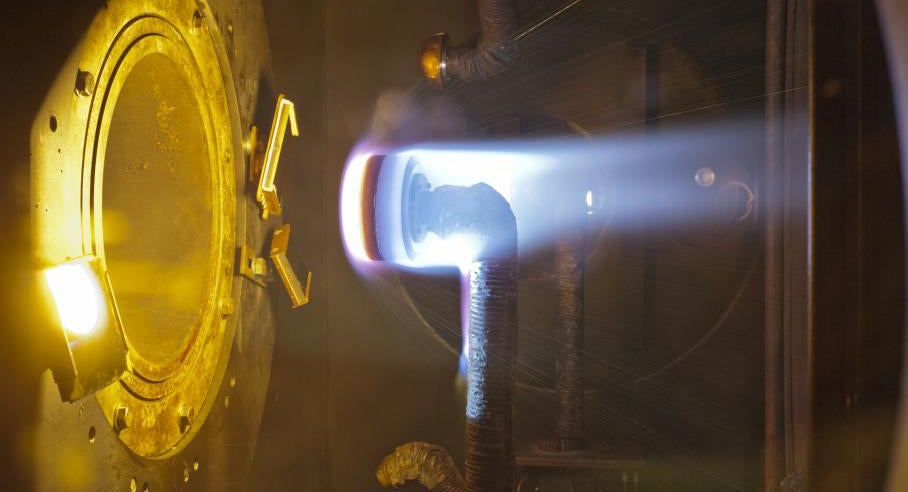 Arc Jet Testing Materials