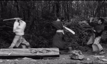 Kinetic Director Gareth Evans Drops Short Samurai Film On YouTube