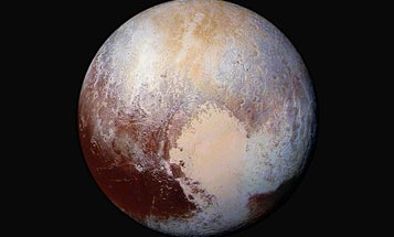 An Incredibly Deep Ocean Could Be Hiding Beneath Pluto's Icy Heart
