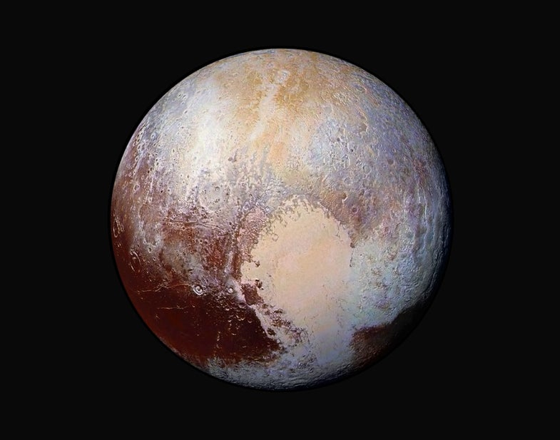 The Best Images of Pluto from New Horizons