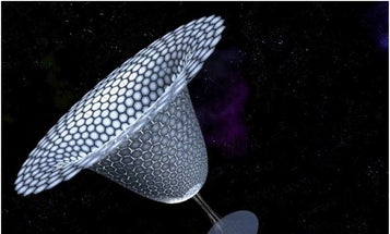 NASA Invests In Satellites That Beam Power Down to Earth
