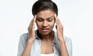 Is my headache actually eye strain?