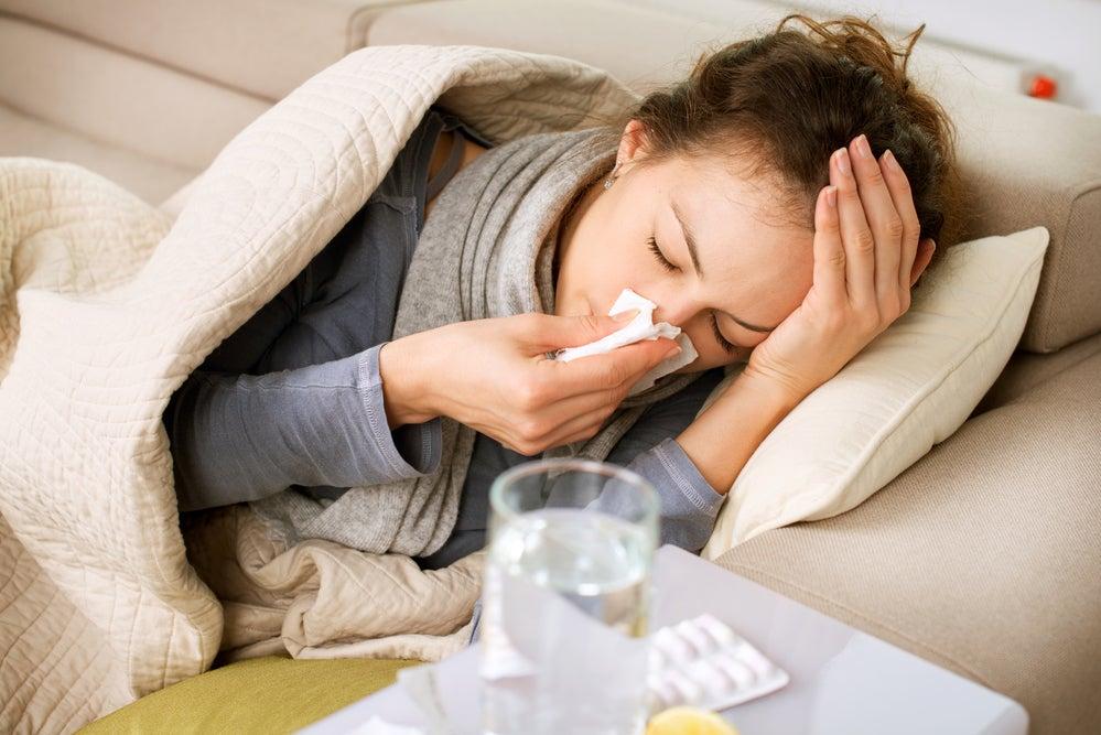 feeling sick