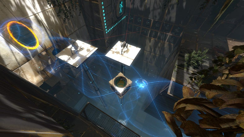Portal 2 Improves Cognitive Skills More Than Lumosity Does, Study Finds