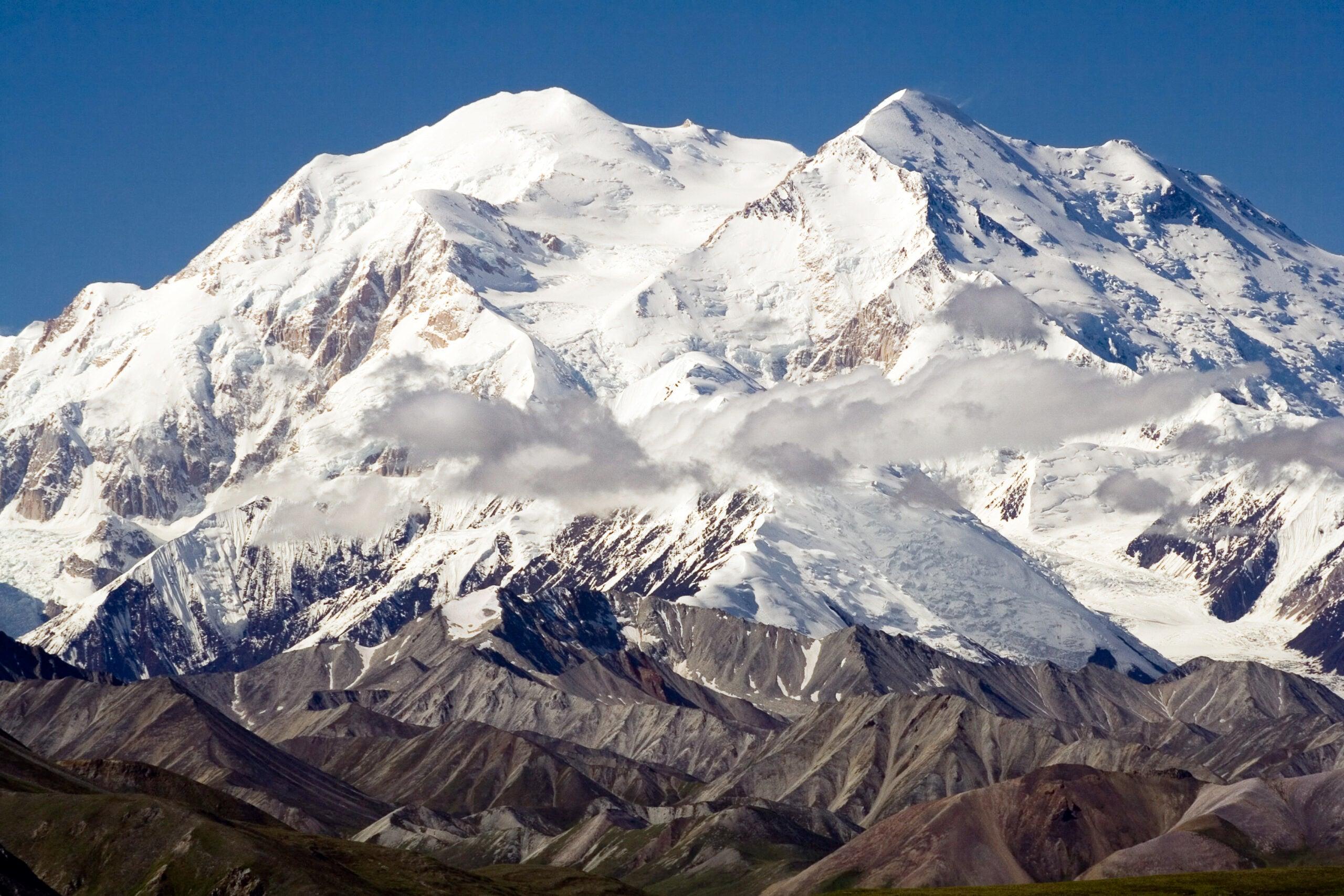 Obama Renames North America's Highest Peak, Denali