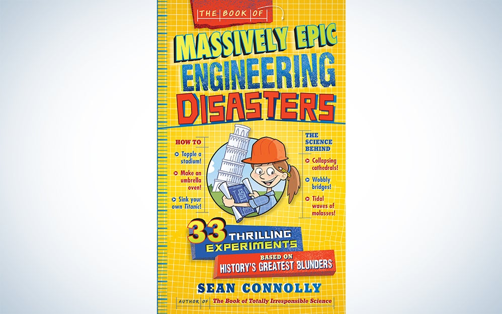 engineering disasters cover