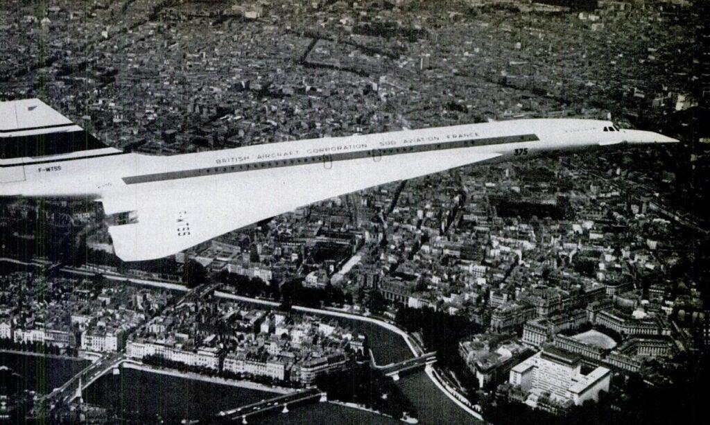"""""""Concorde"""