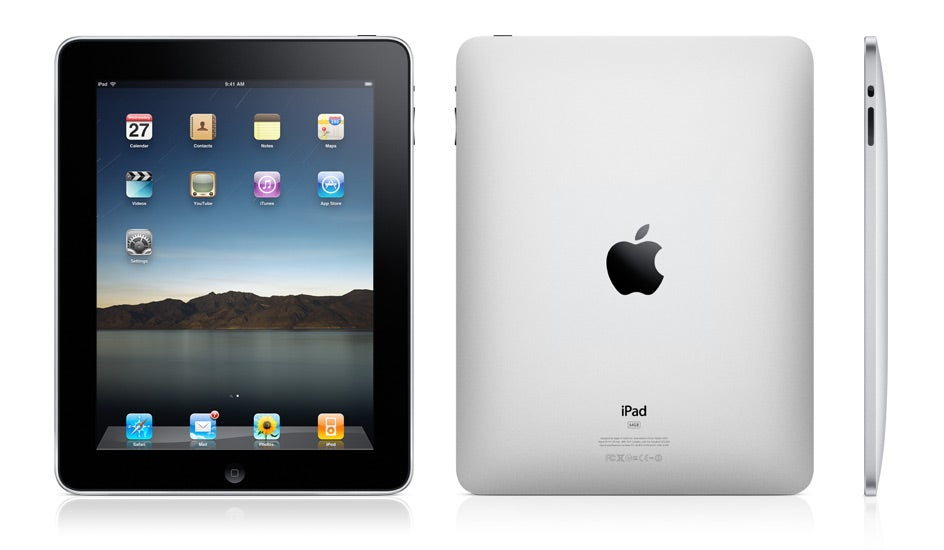 Apple iPad Rollout, Slightly Delayed, Scheduled for April 3