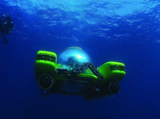 New Triton Manned Submersible Sets Sights on the Deepest Point in the Ocean, 36,000 Feet Down