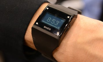 CES 2013: Talking To Basis About The First Intelligent Fitness Tracker