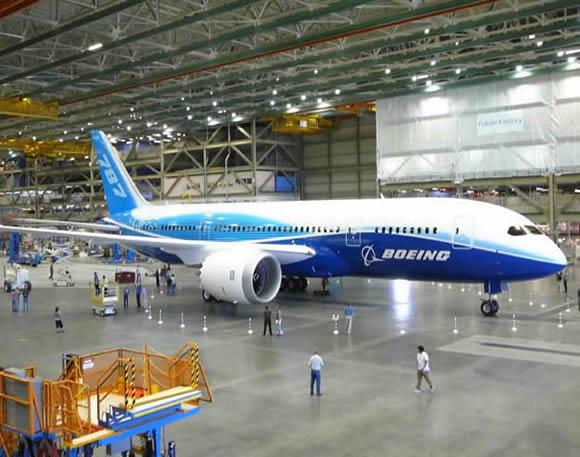 Boeing's 787 Dreamliner To Attempt First Flight Next Week