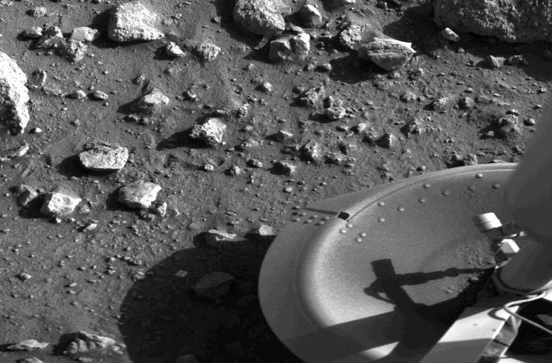 First Mars Landers Might Have Found Organic Material In 1976, and Destroyed It By Accident