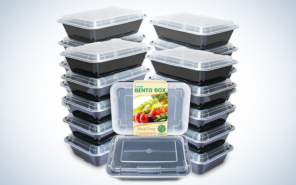 Enther to-go containers