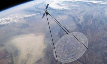 DARPA's 'Membrane Optics' Spy Satellite Could Capture Close-Up Video of Earth from Orbit