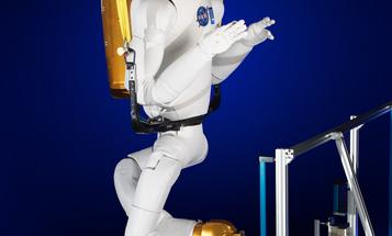 Big Pic: Robonaut Is Getting Legs