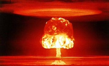 GPS Data Could Help Track and Monitor Secret Nuclear Tests From Rogue Nations