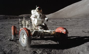 What Modifications Would I Need to Make to My Car So I Could Drive It On The Moon?