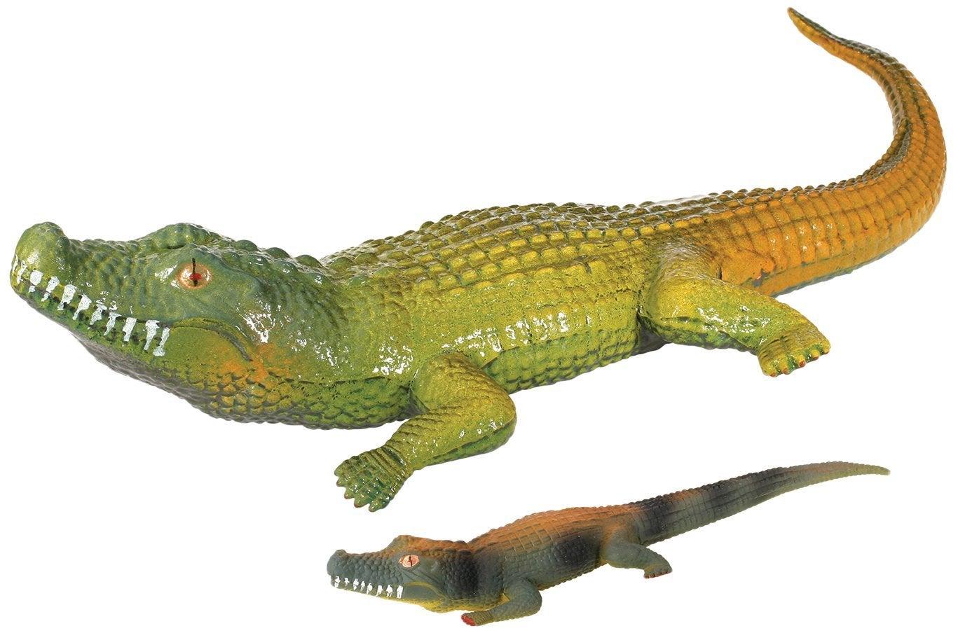 Growable crocodile