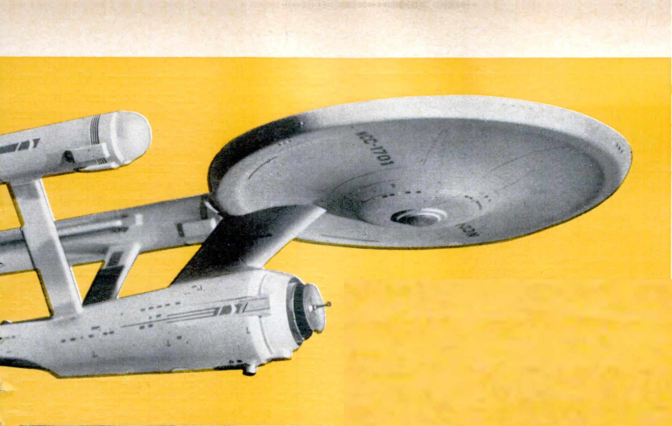 Here's how Popular Science covered 'Star Trek' in 1967
