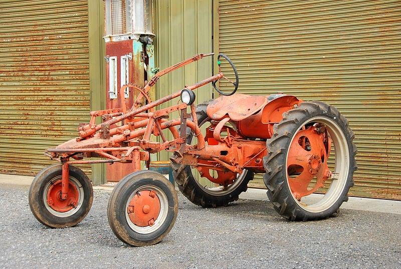 Tractor Allis Chalmers vintage