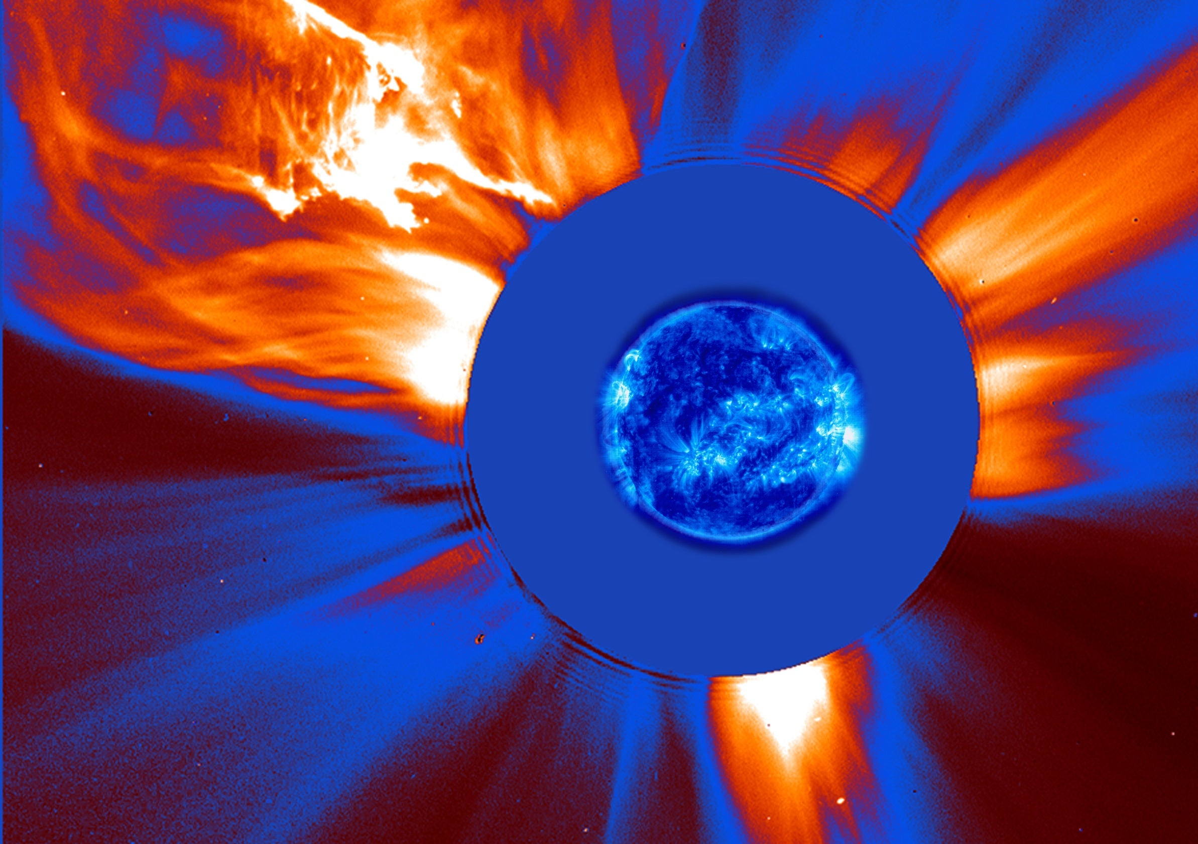 Big Pic: The Sun Like You've Never Seen It Before