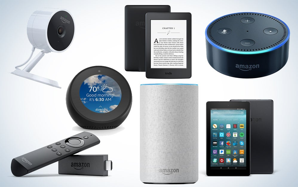 Discounted Amazon devices and other good deals happening today