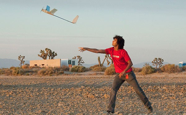 Video: Tiny Autonomous Airplane Sets Unofficial World Altitude Record