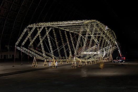 A Plan For Airships That Might Finally Take Off