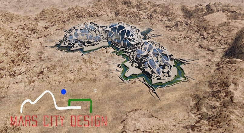 3D-Printed Mars Colonies Are Coming To The Mojave Desert