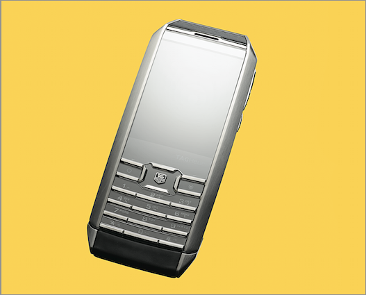 A  Solar-Powered Phone That Will Never Go Dark
