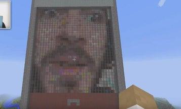 Verizon Built A Semi-Working Smartphone In Minecraft